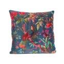 Blue Stone Paradise Cushion