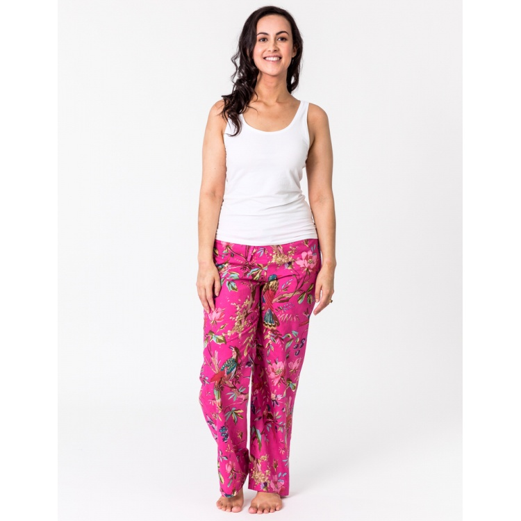 Hot Pink Paradise Lounge Pants