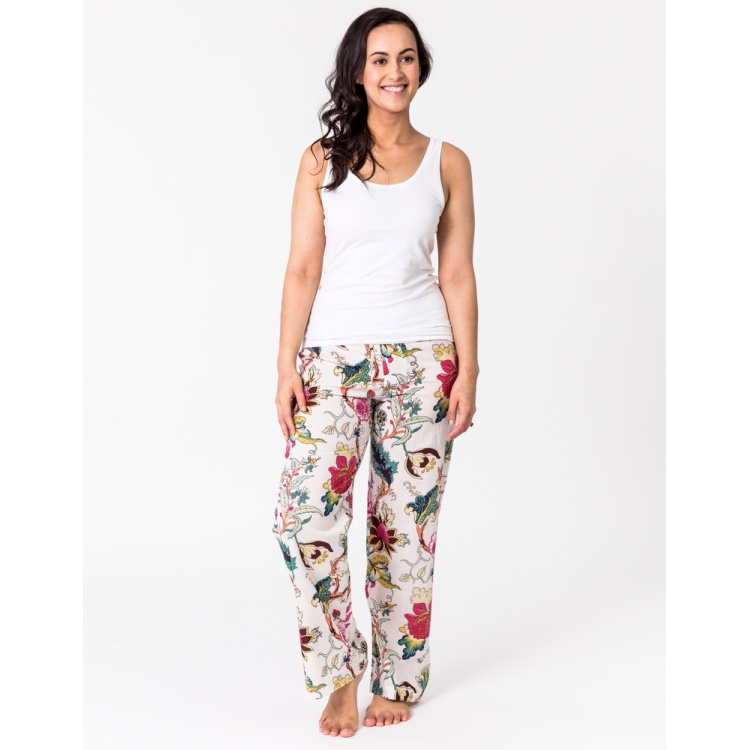 White Tree of Life Lounge Pants