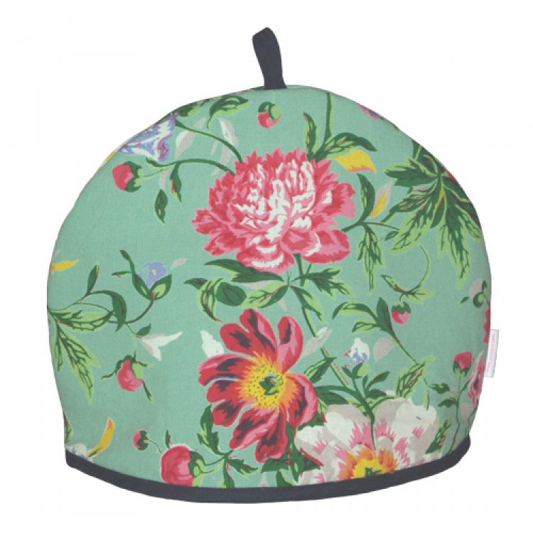 Aqua Bloom Tea Cosy