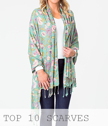 rosa living top 10 scarves selection